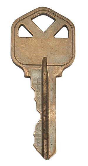 House key versus user authentication – Holy Hash!